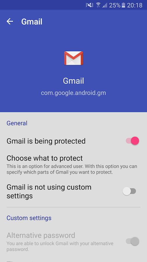 FingerSecurity- screenshot