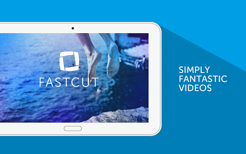 Fastcut - for fantastic videos- screenshot thumbnail