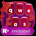 Falling Hearts 2 Animated icon