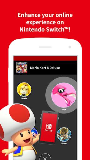 Nintendo Switch Online screenshot 1