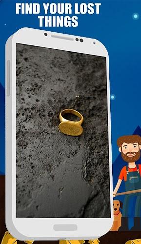 aplikacija za pronalazak zlata