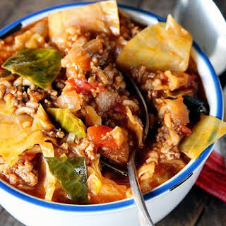 Stuffed Cabbage Soup Ground Beef Recipes.