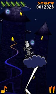 Acrobat Gecko Halloween Free- screenshot thumbnail
