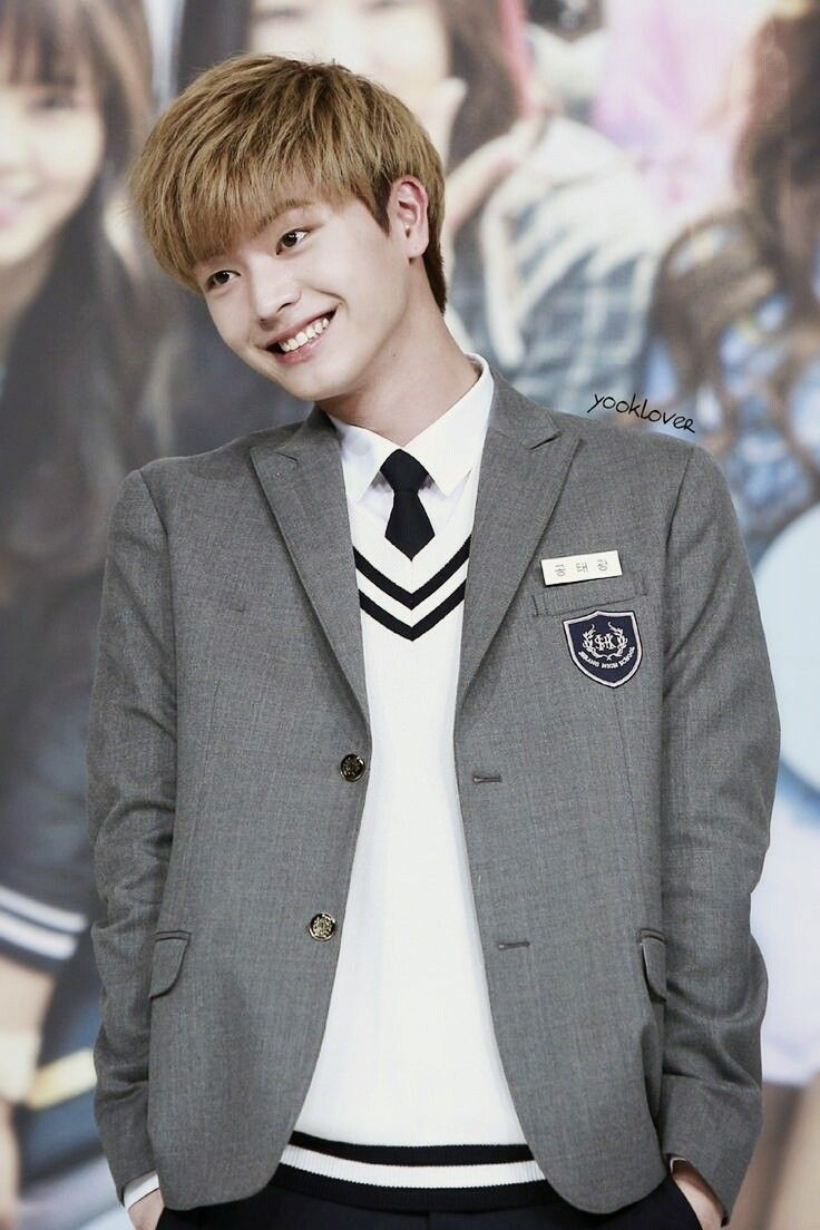 Yook Sungjae _ Gong Tae Kwang _ Who are you_ School 2015