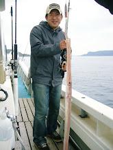 Photo: ハマサキさんはヤガラでした。
