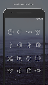 Lines Free - Icon Pack v1.0.9