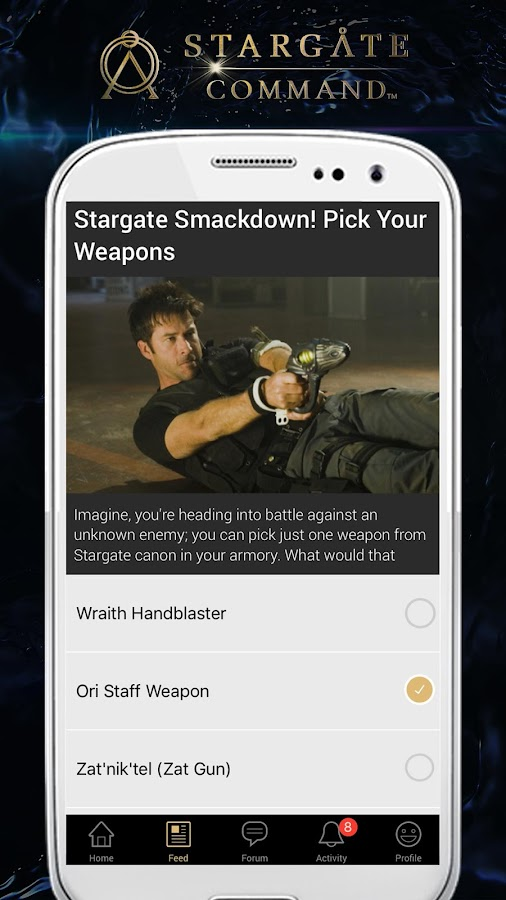 Stargate Command- screenshot
