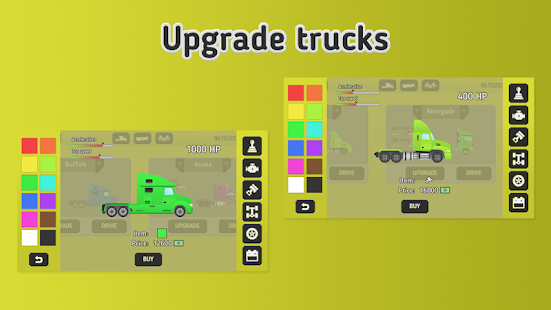 Truck Transport 2.0 - Trucks Race - náhled