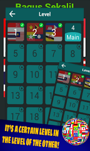 4 Pics 1 Word Free: Flag - náhled