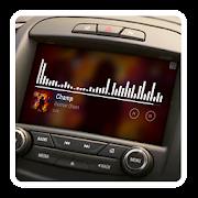 Bit Music - theme for CarWebGuru Launcher