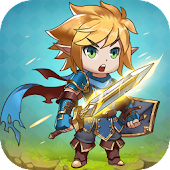 Tap Smash Heroes: Idle RPG Game