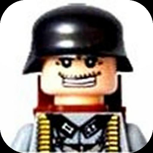 German soldiers minifigures