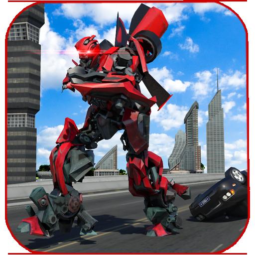 Superhero Transform Robot (game)