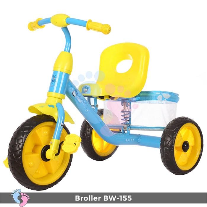 Xe đạp 3 bánh cho bé Broller XD3-155 4