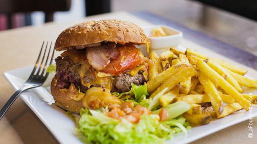 Le Burger d'Odette et Charlus