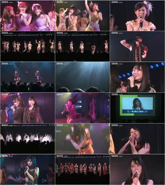 160328 AKB48 チーム4 「夢を死なせるわけにいかない」公演 大川莉央 生誕祭