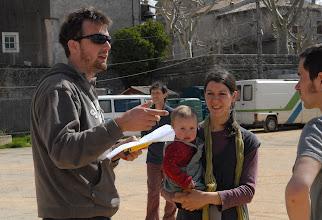 Photo: 1er Forum à la Transition énergétique & écologique - Collectif Ardèche - les 13/14 avril 2013 à Villeneuve-de-Berg 07 - Le village des Possibles avec Nicolas - © Olivier Sébart