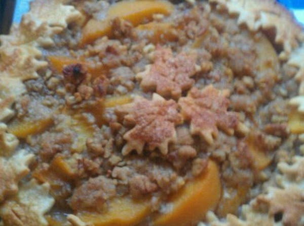 Pickens Peachy Parline Pie Recipe