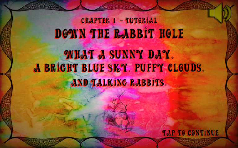 android Alice Down the Rabbit... Free Screenshot 7