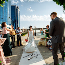 Wedding photographer Sergey Grishin (Suhr). Photo of 15.08.2018