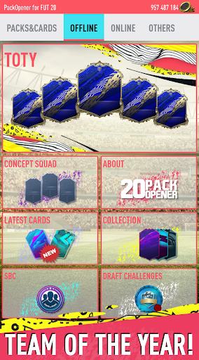 Pack Opener for FUT 20 by SMOQ GAMES filehippodl screenshot 6