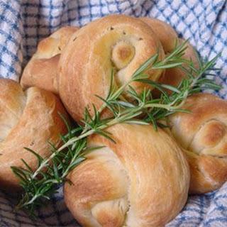 Potato Rosemary Rolls.
