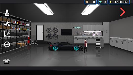 Pixel Car Racer Mod Apk 6