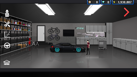 Pixel Car Racer Screenshot