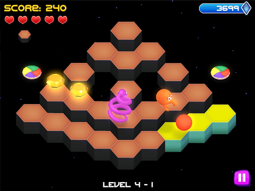 Q*bert: Rebooted  screenshots 9