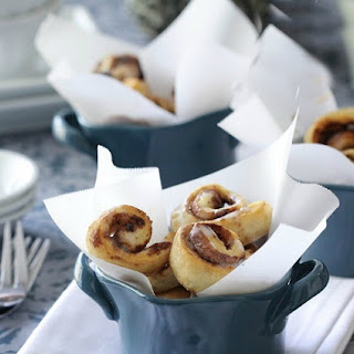 Itty Bitty Cinnamon Roll Bites Recipe