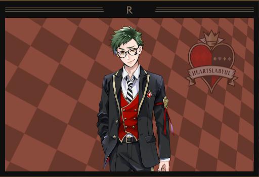 トレイ_制服