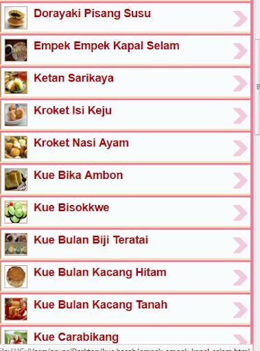 41+ Resep Kue Basah