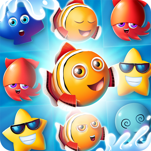 Ocean Blast – Match-3 Puzzler