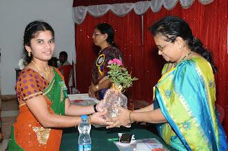 Photo: Dr. RajaRajeswari, Director - Viswanadha Institutions