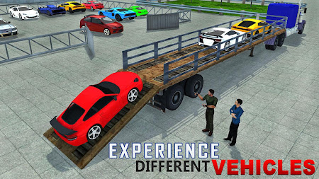 Car Transporter Airplane Cargo 1.0.1 screenshot 496059