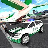 US Police Cargo Plane Transporter Android APK Download Free By Game Nitro Studio