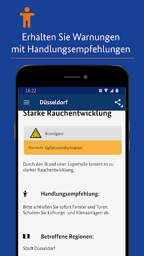 NINA - Die Warn-App des BBK  screenshots 4