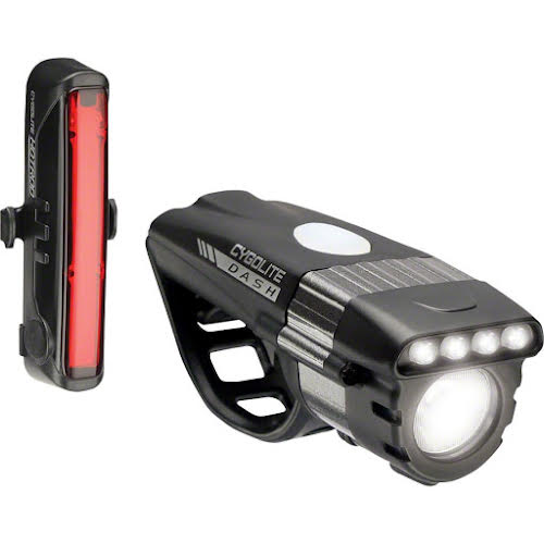 CygoLite Dash Pro 600 Headlight, Hotrod 50 Taillight Set