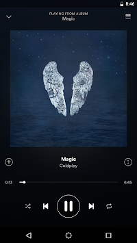 Spotify Music APK screenshot thumbnail 1