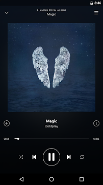 Spotify Music - screenshot