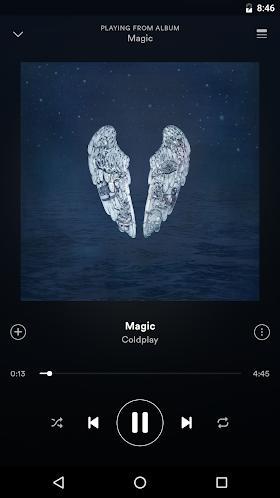 Spotify Music 5.7.0.771 beta Mod APK