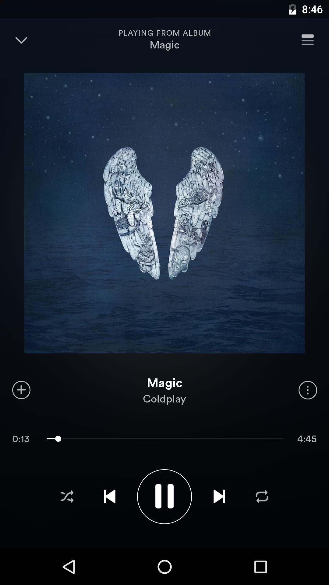 Spotify Music screenshot #1
