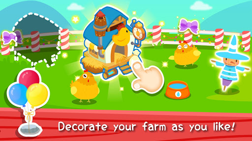 Baby Panda's Farm - Kids' farmville screenshot 10