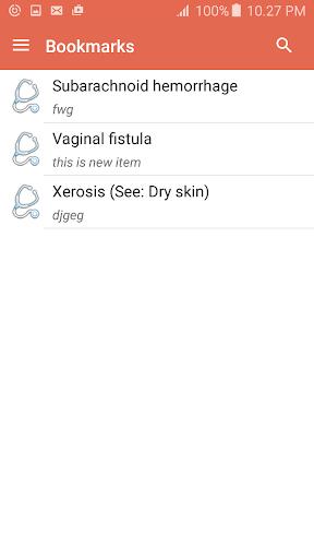 Disorder & Diseases Dictionary 7.6 screenshots 8