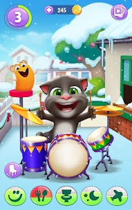 My Talking Tom 2 Mod Apk 2.5.0.9 [Unlimted Money] 9