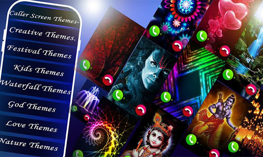 Color Call Flash - LED Caller Screen mobile theme ss3