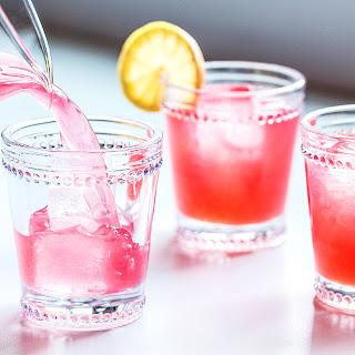 Spiked Pink Lemonade.