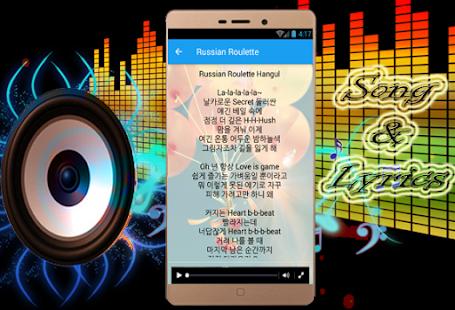 Red Velvet 레드벨벳 - 빨간 맛 (Red Flavor) Lyrics ReVeluv - náhled