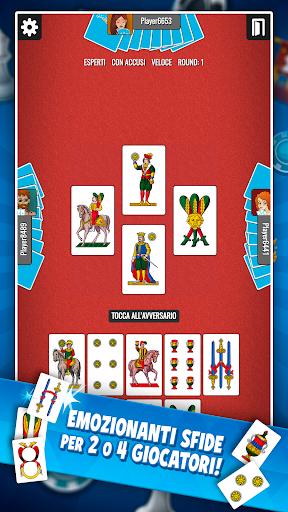 Tressette Più - Giochi di Carte Social apklade screenshots 2