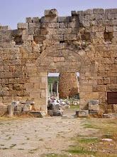 Photo: Perge Roman Gate
